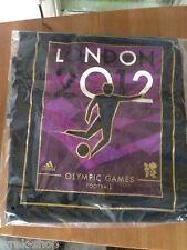 Juegos Olímpicos de Londres 2012-Fútbol Oficial Camiseta, Talla L