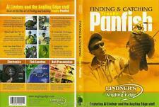 Lindner Panfish Fishing Finding Catching Trophy Panfish Dvd New
