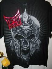 Tapout MMA Black Short Sleeve Shirt Mens Size XLarge XL Head NWT  #8