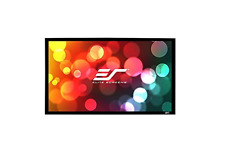 Elite Screens Sable Frame ER120WH1 120 inch Projector Screen