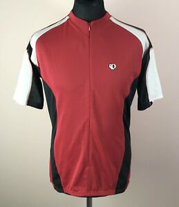 MINT Pearl Izumi Micro Sensor Cycling Jersey Men's Size XL 3/4 Zip Short Sleeve