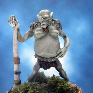 Painted RAFM Miniatures Troll Warrior II