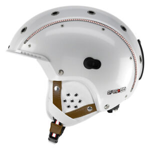 Casco - SP-3 Limited Crystal - Color: White/ White/ Blanc - Size: M (56 - 58 CM)