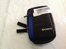 Original Sony Cyber-shot Camera Case LCSCS2/B