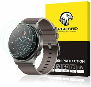 For Huawei Watch GT 2 Pro Tempered Glass Screen Protector Guard Ultra Clear