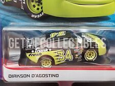 DISNEY PIXAR CARS DIRKSON D'AGOSTINO TRUNK FRESH DINOCO 400 2020 SAVE 6% GMC