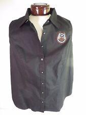 Women's Harley Davidson 105th Anniversary Sleeveless Button up Shirt SZ S/L BNWT