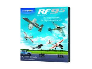 RealFlight 9.5 RC Flight Simulator Software Only A-RFL1201
