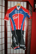 S.K RYE Oslo Norway Team Rudy Project Kalas Men's Cycling skinsuit with Tags.ALY