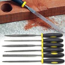 6 PCS Nadelfeilen Set Metall Werkzeuge Glas Stein Holz Skulptur Werkzeug