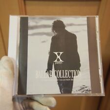 Used_CD BALLAD COLLECTION X JAPAN Free Shipping FROM JAPAN DA44