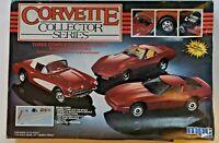MPC Corvette Collector Series 3 Corvette Model Kit Set Sealed Inside 1:25 1-2052