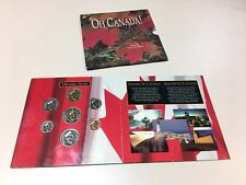 Oh Canada Uncirculated Coin Mint Set 1997