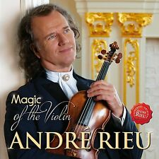 ANDRE RIEU - MAGIC OF THE VIOLIN: CD ALBUM (May 4th 2015)