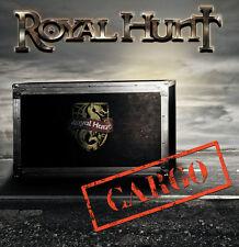 ROYAL HUNT - Cargo (Live!) 2-CD (Silent Force/D.C. Cooper/Paradox)