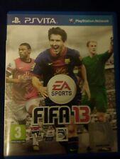 FIFA 13 (Sony PlayStation Vita, 2012)