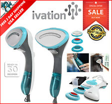 Compact Fabric Steamer Handheld Iron Garment Portable Clothes Travel Steam Heat