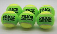 Price's Mini Tennis Training Balls For Children and Beginners (Set of 6 balls)