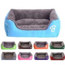 Большие домашних животных собак Cat кровати щенок подушка дом питомца мягкий теплый питомник собака коврик одеяло