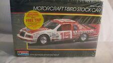 Motorcraft #15 Nascar Ricky Rudd 124 Scale Model Kit #2723 By Monogram 1986  md3