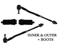 BMW 3 Series E46 Right & Left Inner & Outer Tie Rod End steering rack track rods