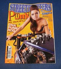 STREETFIGHTERS MAGAZINE MAY 2011 - PUNK AND DISORDERLY DNA PUNK ROD