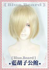 Yuri!!! on Ice Plisetsky Yuri Wig Yuri Plisetsky Short Blonde Cosplay Wig