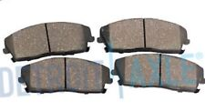 Front Ceramic Brake Pads Ford Taurus Lincoln Continental Mark VIII Mercury Sable