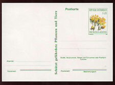 Flowers Cover Austrian Stamps