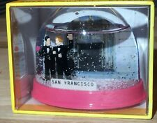 San Francisco Gay Wedding Snowdome Snow Globe Gay LGBT Museum Quality Kitsch