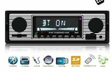 Fm Radio Player Bluetooth Stereo Car Accessories Supports Usb Tf Card Reader.New