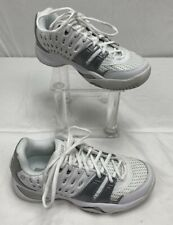 Prince T22 Women's US Size 8 White Tennis Court Athletic Shoes