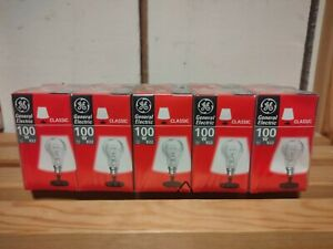 10 pack: GE 100W B22 Lamp Bulbs Bayonet