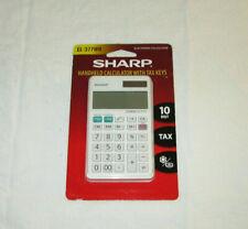 Sharp El-377Wb Calculator 10 Digit Professional Handheld #El377Wb Sealed