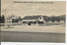 MILLERS FALLS, MA  - Weatherhead Farm Cabins, Ice Cream