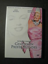 MARILYN MONROE: GENTLEMEN PREFER BLONDES DVD The Diamond Collection