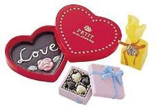 Re-ment #20 miniature 3:00 snack valentine chocolate set