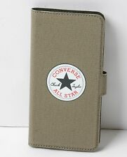 Converse Canvas Booklet Wallet for iphone 6 Plus (Surplus Green)