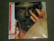 Frank Zappa Joe's Garage Acts II & III Japan Mini LP