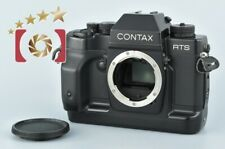 Good!! CONTAX RTS III 35mm SLR Film Camera Body