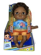 "Littles by Baby Alive Little Simon 9"" BY Hasbro NEW In Box"