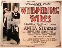 OLD MOVIE PHOTO Whispering Wires Poster Us Poster, Anita Stewart