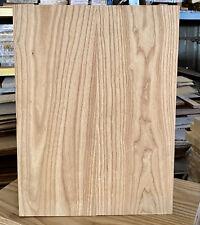 Lightweight ROASTED Swamp Ash 2 Pc 19 x 14 X 1.78 sanded, GUITAR 🎸Uniform Grain