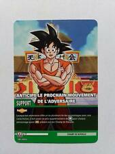 Carte Dragon ball Z Anticipe Le Prochain Mouvement De L'Adversaire DB-1004