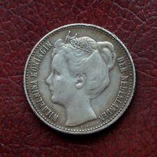 Netherlands 1904 silver ½ gulden