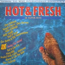 HOT AND FRESH   -  2 LP