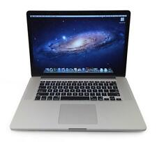Apple MacBook Pro RETINA 15 Quad Core i5 2.4GHz 8GB 256GB SSD Sierra 2880 x 1800