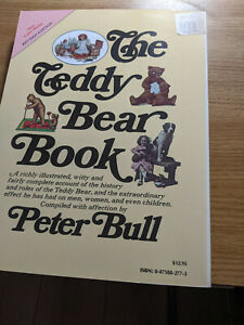 The Teddy Bear Book Revised Edition Peter Bull