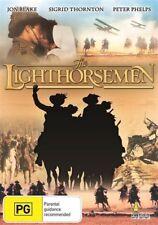 The Lighthorsemen (DVD) WAR Peter Phelps Jon Blake [All Regions] NEW/SEALED