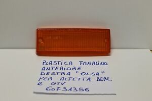 ALFETTA 2000 ALFA GTV PLASTICA FANALINO DESTRA OLSA